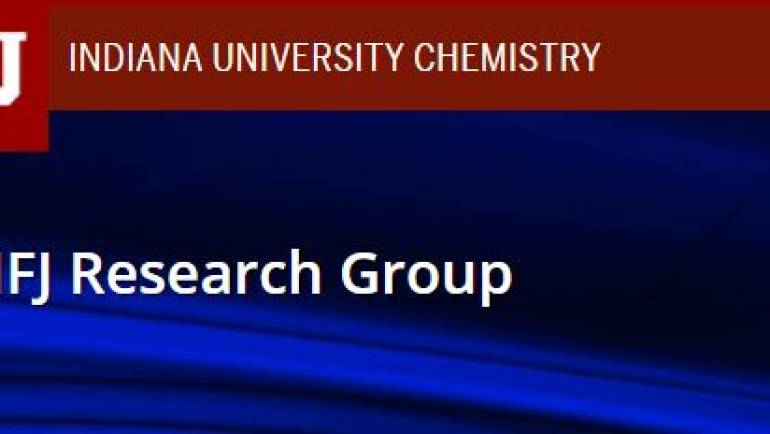 HPI attends the weekly group meeting at Prof. Martin Jarrolds group, Indiana University Bloomington
