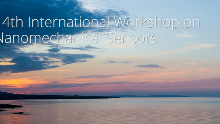 CSIC poster presentation about  VIRUSCAN at NMC (International workshop on nanomechanical sensing) 2017